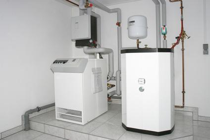 gasheizungsanlage