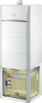 remeha caloratowerol heizungsanlage produktansicht