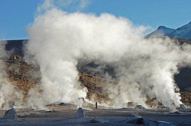 geothermie erde