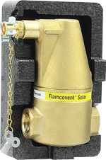 flamcovent solar eco plus 22 in der verpackung