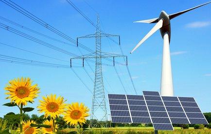 Heizstrom aus regenerativen Energieträgern