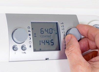 Extrem Vorlauftemperatur einstellen - so geht´s richtig! - Kesselheld HI46
