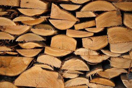 brennholzunterstand scheitholz
