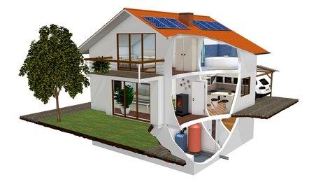 Neue Heizung kaufen für die Immobilie