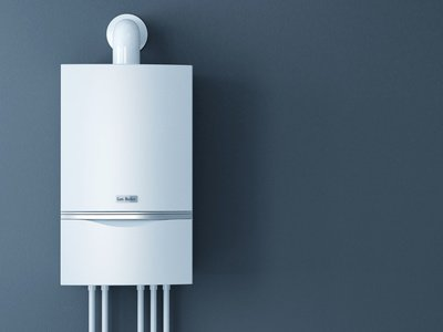 gas boiler produktansicht