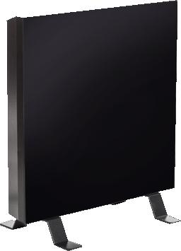 radiatoren heizung in schwarz