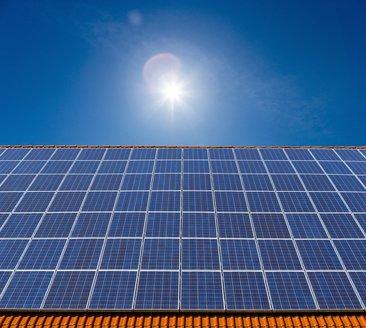 solarkollektoren test sonnenkollektoren auf dem dach