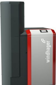 Pelletheizung Windhager Biowin touch