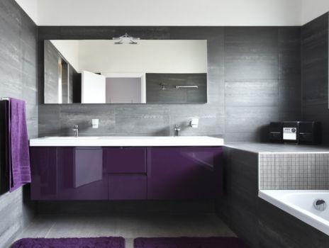 Infrarotspiegelheizung / Elektroheizung für das Bad