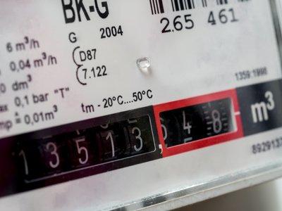 kubikmeter kilowattstunde auf gaszaehler