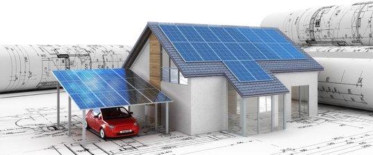 beispiel fuer ein bio solar haus