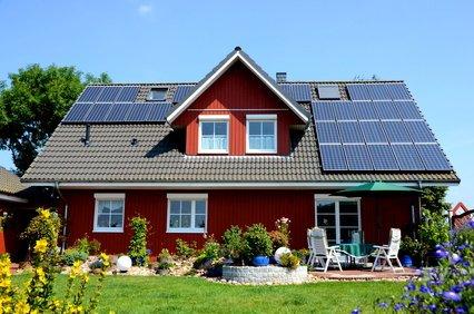 Dezentrale Energieversorgung im Eigenheim