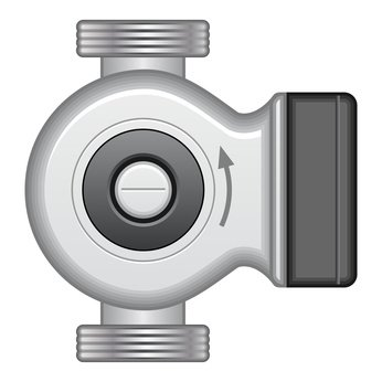 Gut gemocht Die Kreiselpumpe: Aufbau und Funktion - Kesselheld SN43