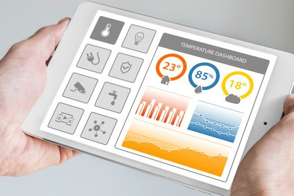 Hausautomation via Tablet