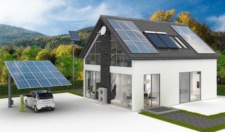 Energiesparhaus Energieeinspargesetz