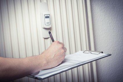 Hervorragend Heizung ablesen einfach gemacht: Rechte & Pflichten - Kesselheld AW32