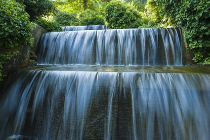 Kaskaden Wasserfall