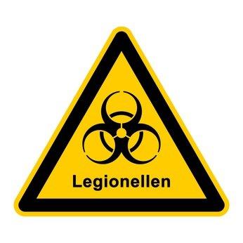 Gegen Legionellen hilft eine thermische Desinfektion