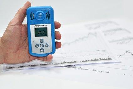 CO2-Messung mit einem Oxygen Meter