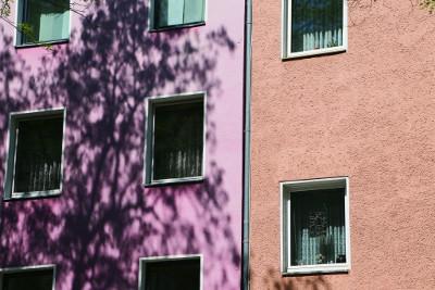 Heizung Altbau Fassade