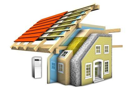 Sanierungskosten Dämmung und Heizungswechsel bei Bestandsbauten