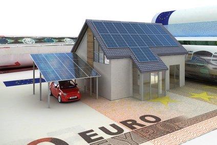 Solaranlagen Förderung