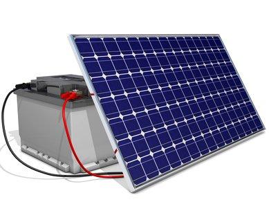 Sonnenenergie speichern mit Batteriespeicher