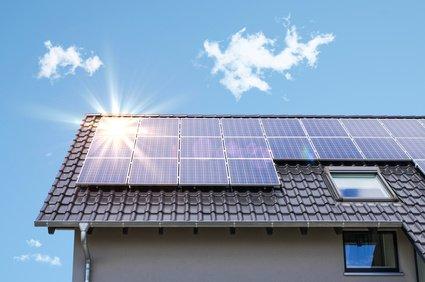 Sonnenstunden für die Solaranlage