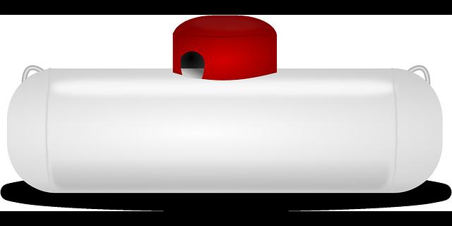 Preis für Propangas zur Befüllung eines Tanks