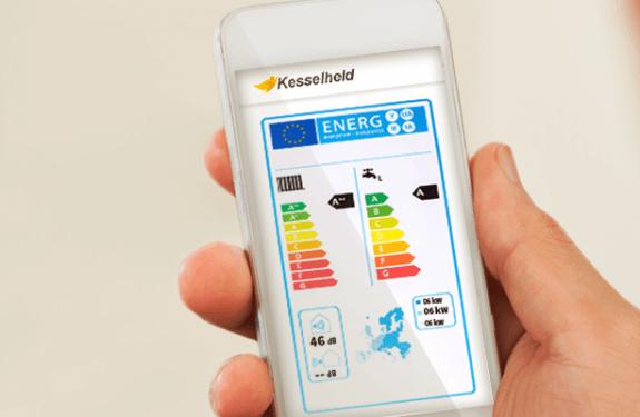 Heizungslabel App