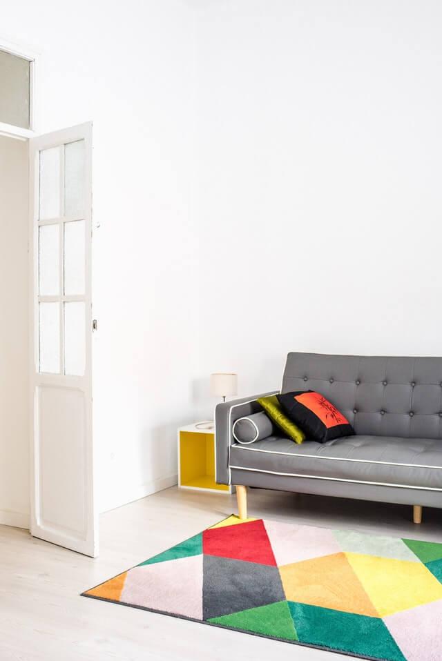 Teppich für Fußbodenheizung